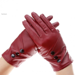Leather Ladies Gloves