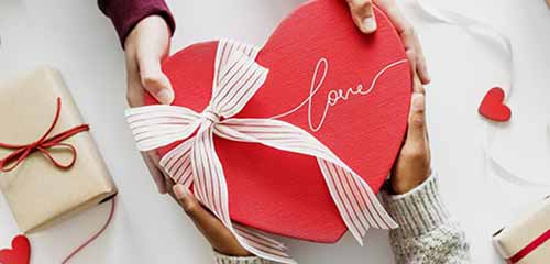 Gift giving common in Philippine courtship traditions.